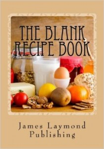 The Blank Recipe Book
